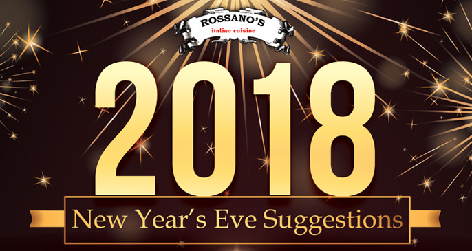 Ring in the new year at Rossano's